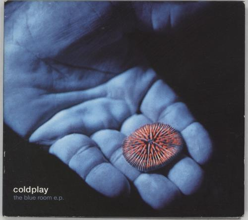 "Coldplay The Blue Room EP - EX CD single (CD5 / 5"") UK DPYC5TH386224"