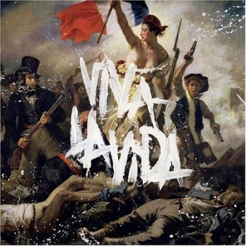 Coldplay Viva La Vida or Death And All His Friends CD album (CDLP) UK DPYCDVI435758