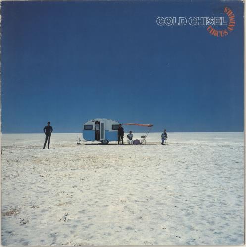 Cold Chisel Circus Animals vinyl LP album (LP record) UK C-CLPCI650100