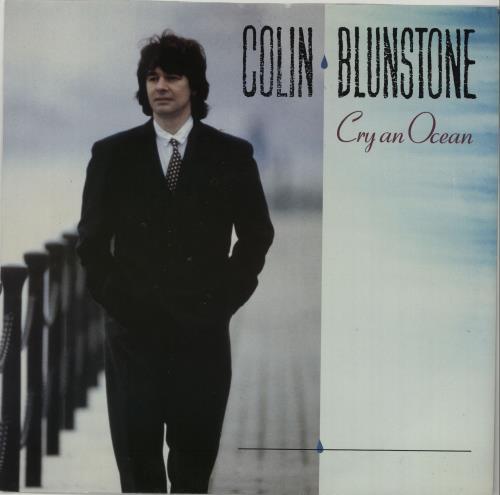 "Colin Blunstone Cry An Ocean 12"" vinyl single (12 inch record / Maxi-single) UK BLN12CR664122"