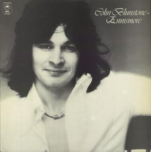 Colin Blunstone Ennismore vinyl LP album (LP record) UK BLNLPEN475374