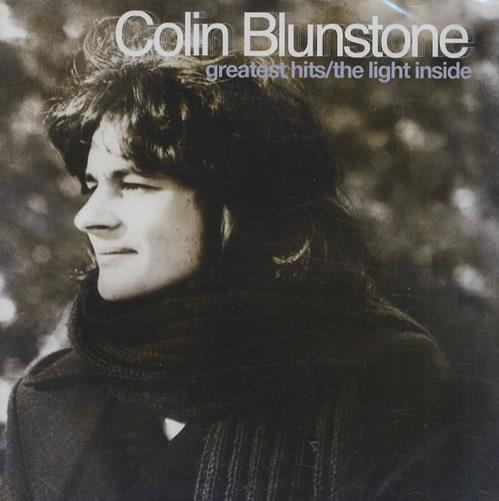 Colin Blunstone Greatest Hits / The Light Inside 2 CD album set (Double CD) UK BLN2CGR346991