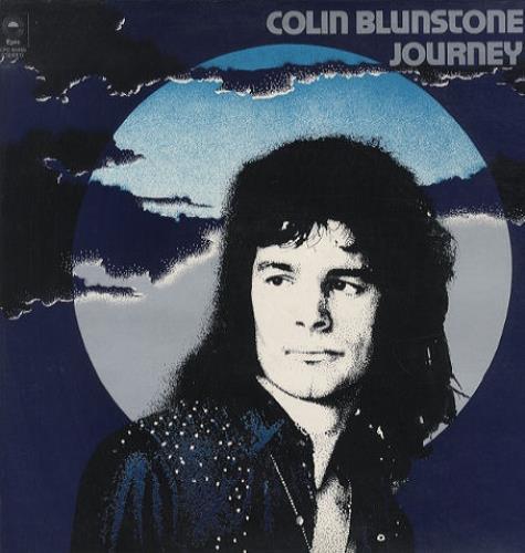 Colin Blunstone Journey vinyl LP album (LP record) UK BLNLPJO443773