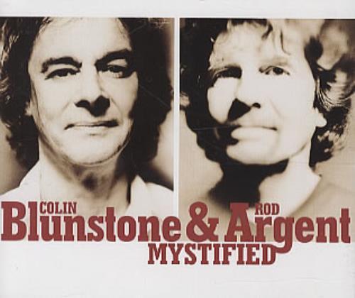 "Colin Blunstone Mystified CD single (CD5 / 5"") European BLNC5MY203465"