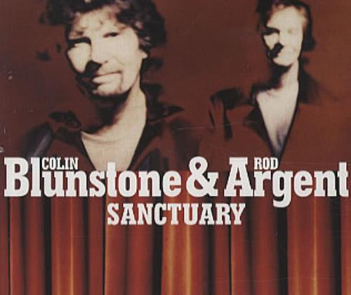 "Colin Blunstone Sanctuary CD single (CD5 / 5"") UK BLNC5SA304866"