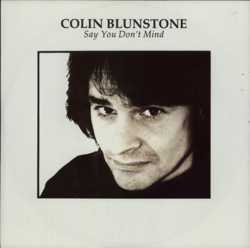 "Colin Blunstone Say You Don't Mind 12"" vinyl single (12 inch record / Maxi-single) UK BLN12SA64348"