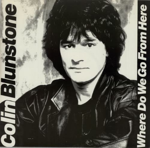 """Colin Blunstone Where Do We Go From Here 12"""" vinyl single (12 inch record / Maxi-single) UK BLN12WH596244"""