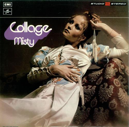 Collage Misty vinyl LP album (LP record) UK CLGLPMI496805