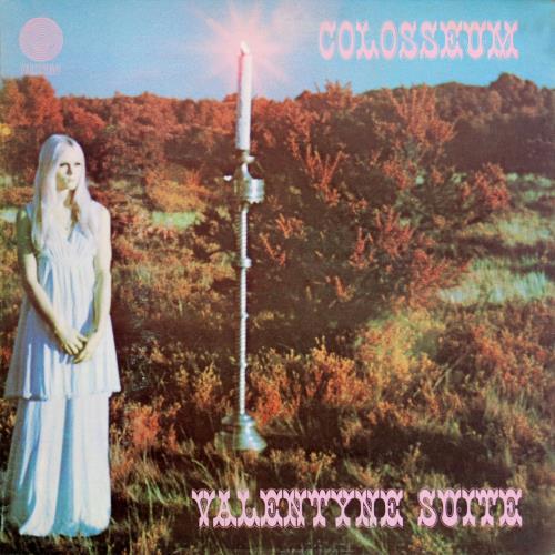 Colosseum Valentyne Suite - 1st vinyl LP album (LP record) UK SEULPVA141744