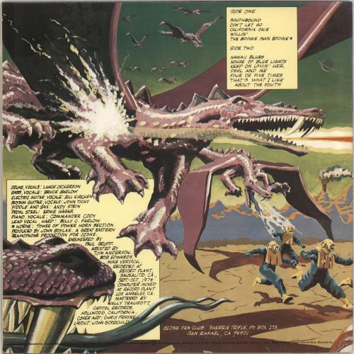 commander cody and his lost planet airmen full album