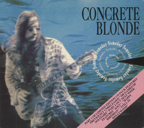 Concrete Blonde Happy Birthday