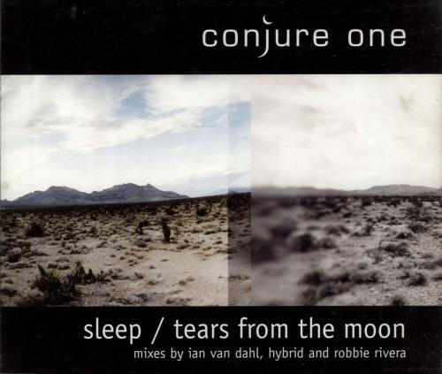 "Conjure One Sleep / Tears From The Moon CD single (CD5 / 5"") UK CNJC5SL702978"