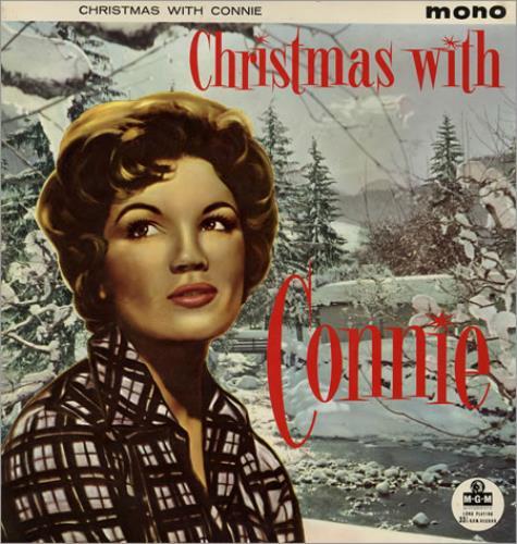 Connie Francis Christmas With Connie Uk Vinyl Lp Album Lp
