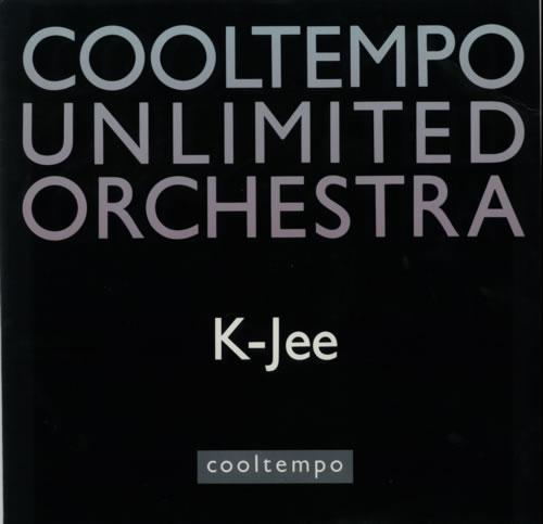 "Cooltempo Unlimited Orchestra K-Jee 12"" vinyl single (12 inch record / Maxi-single) UK FQW12KJ606152"