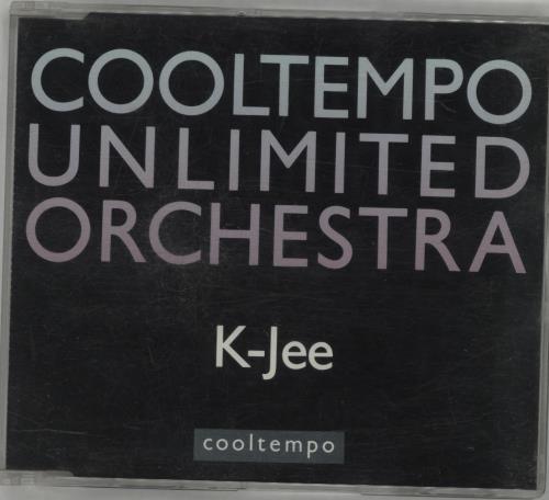 Cooltempo Unlimited Orchestra K-Jee CD album (CDLP) UK FQWCDKJ678839