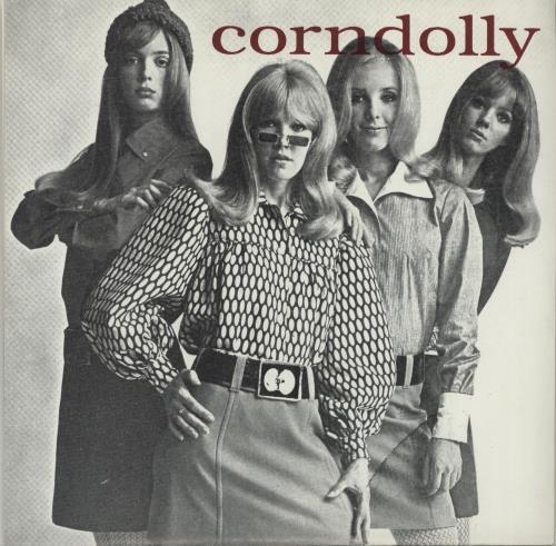 "Corndolly Human Cannonball 7"" vinyl single (7 inch record) US IPU07HU685113"