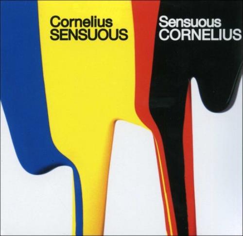 Cornelius (Jap) Sensuous CD album (CDLP) Japanese CEUCDSE372253