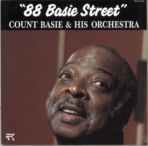 Count Basie 88 Basie Street - 180gm 2-LP vinyl record set (Double Album) US CUI2LBA711393