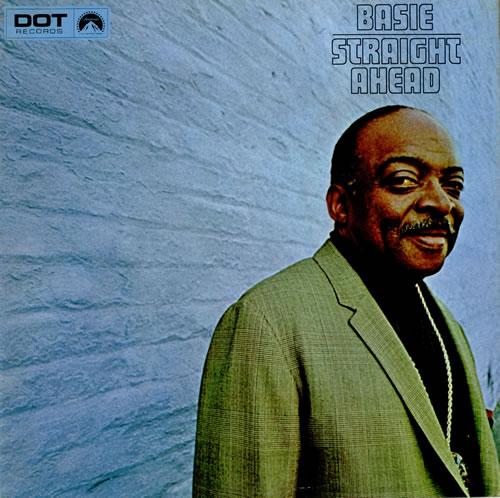 Count Basie Basie - Straight Ahead UK vinyl LP album (LP ...