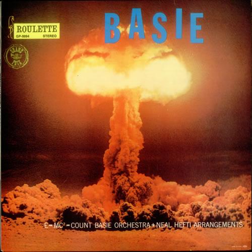 Count Basie The Atomic Mr. Basie vinyl LP album (LP record) Swedish CUILPTH542762