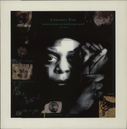 """Courtney Pine Songs From Our Underground (Part One) 12"""" vinyl single (12 inch record / Maxi-single) UK COY12SO663279"""