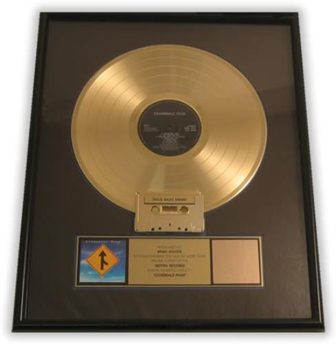 Coverdale Page Coverdale Page award disc US COVAWCO406281