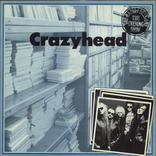 "Crazyhead Radio 1 Session - The Evening Show 12"" vinyl single (12 inch record / Maxi-single) UK CA212RA435340"