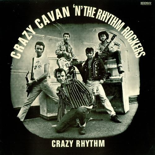 Image result for Crazy Cavan & The Rhythm Rockers - Crazy Rhythm