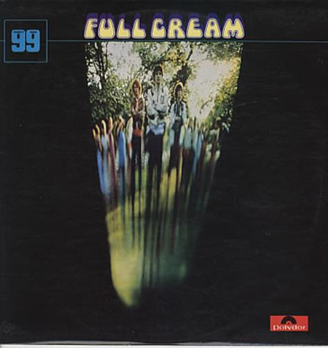 Cream Full Cream - EX vinyl LP album (LP record) UK CRMLPFU129364