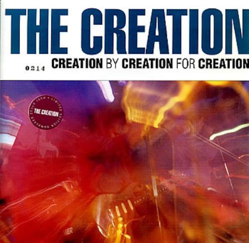 "Creation (Indie) Creation 7"" vinyl single (7 inch record) UK CA907CR129798"