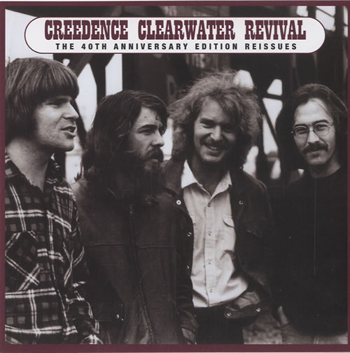 Creedence Clearwater Revival 40th Anniversary Edition