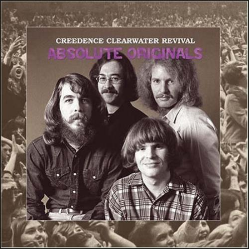 Creedence Clearwater Revival Absolute Originals vinyl LP album (LP record) US CCLLPAB481019