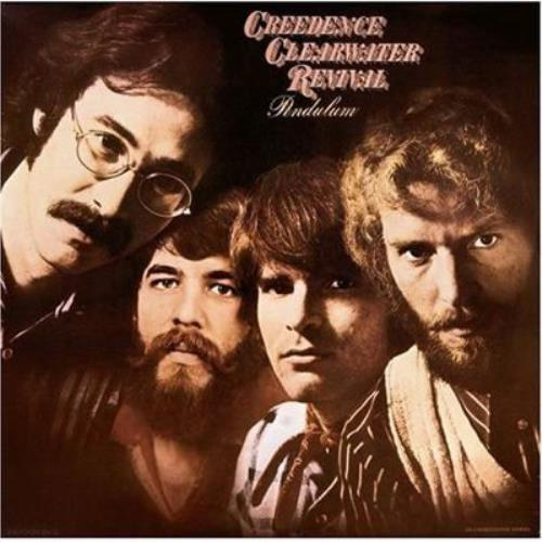 Creedence Clearwater Revival Pendulum SHM CD Japanese CCLHMPE451695