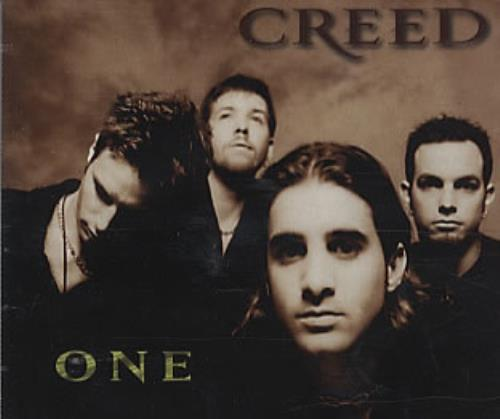 Creed One Mexican Promo Cd Single Cd5 5 Quot 309363