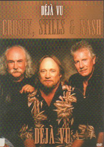 Crosby, Stills, Nash & Young Déjà Vu DVD German CSNDDDJ673828
