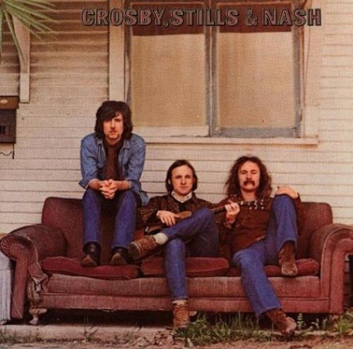 Crosby, Stills & Nash Crosby Stills & Nash CD album (CDLP) UK NOYCDCR592497