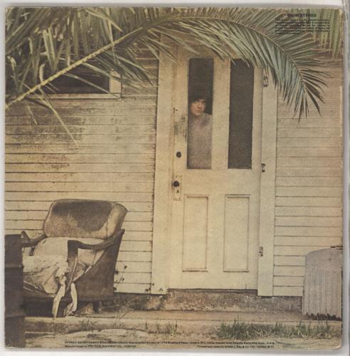 Crosby, Stills & Nash Crosby, Stills & Nash - 1st + Insert - EX vinyl LP album (LP record) UK NOYLPCR452592