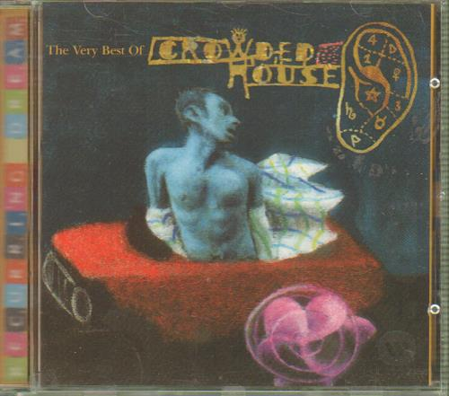 Crowded House Recurring Dream: The Very Best Of Crowded House CD album (CDLP) UK CRDCDRE657567