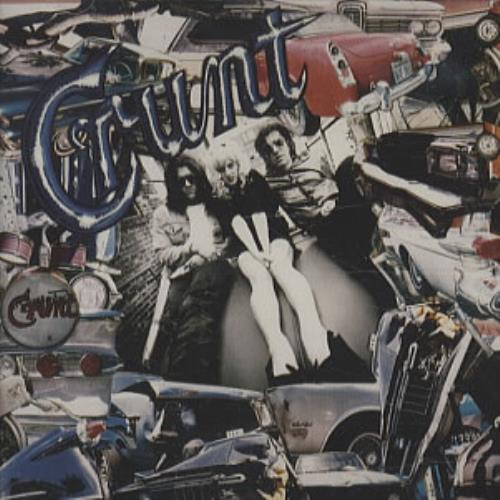 Crunt Crunt CD album (CDLP) UK CCJCDCR334957