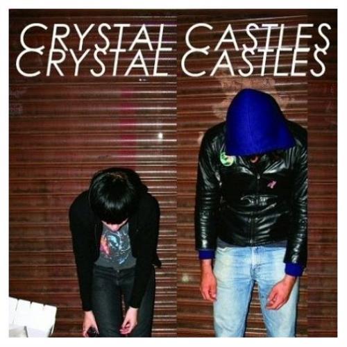 Crystal Castles Crystal Castles vinyl LP album (LP record) UK CY8LPCR432563