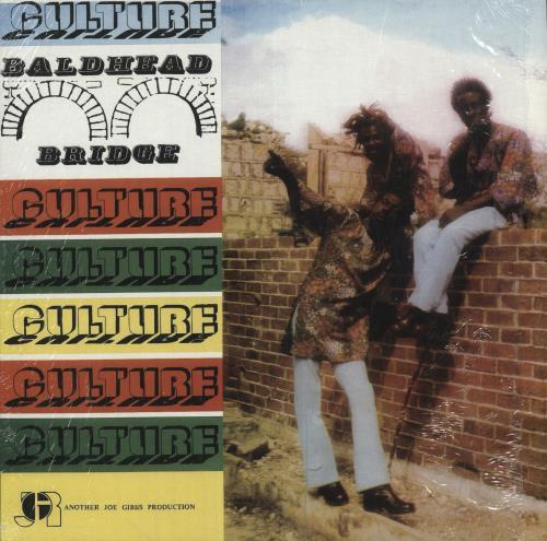 Culture Baldhead Bridge vinyl LP album (LP record) US CE4LPBA746423