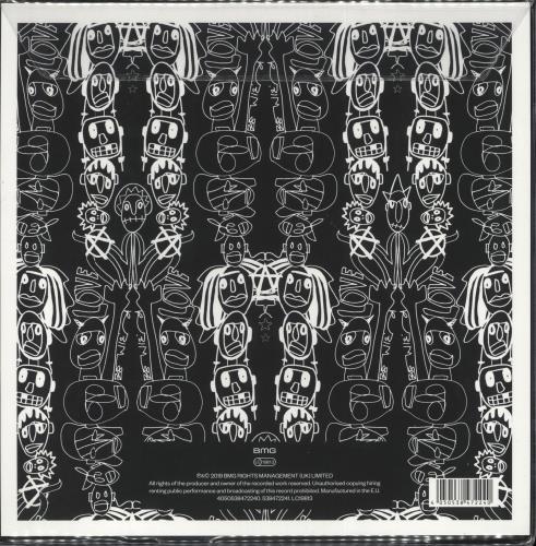 Culture Club Runaway Train - RSD19 shaped picture disc (picture disc vinyl record) UK CULSHRU718416