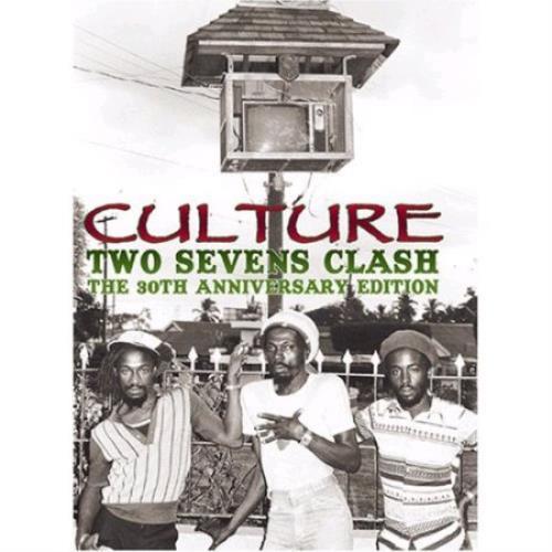 Culture Two Sevens Clash CD album (CDLP) UK CE4CDTW408459