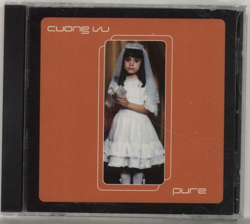 Cuong Vu Pure CD album (CDLP) US QVWCDPU697299