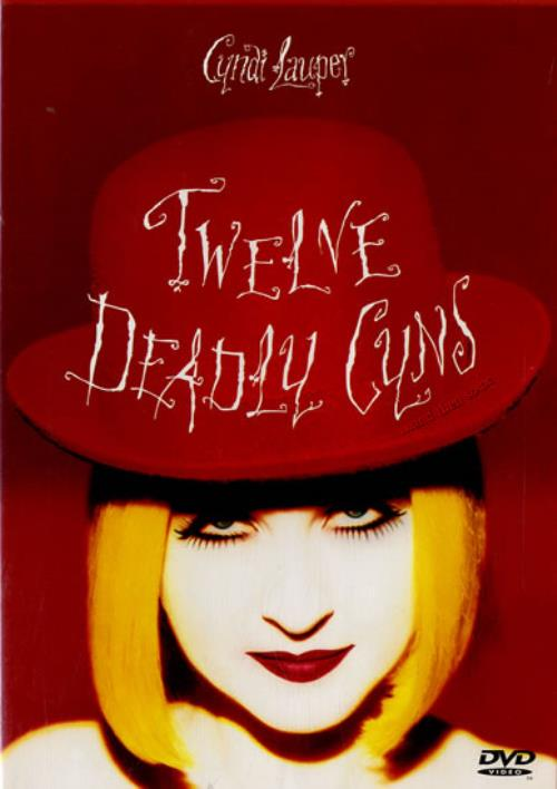 Cyndi Lauper Twelve Deadly Cyns... And Then Some DVD US LAUDDTW630958
