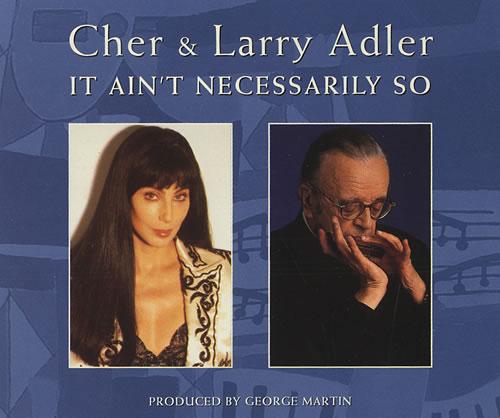"""Cher It Ain't Necessarily So CD single (CD5 / 5"""") German CHEC5IT36754"""
