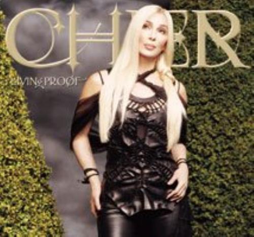 Cher Living Proof CD album (CDLP) UK CHECDLI200672
