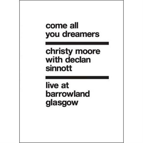 Christy Moore Come All You Dreamers Live At Barrowland