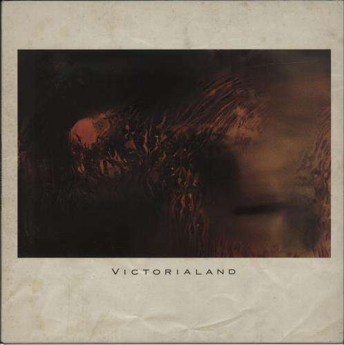 Cocteau Twins Victorialand Uk Vinyl Lp Album Lp Record
