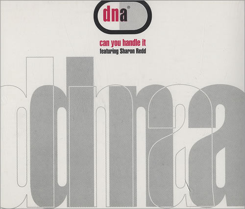 """D.N.A. Can You Handle It CD single (CD5 / 5"""") UK DNAC5CA98870"""